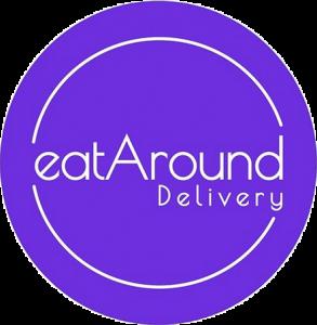 eataround delivery logo That works Media TWM